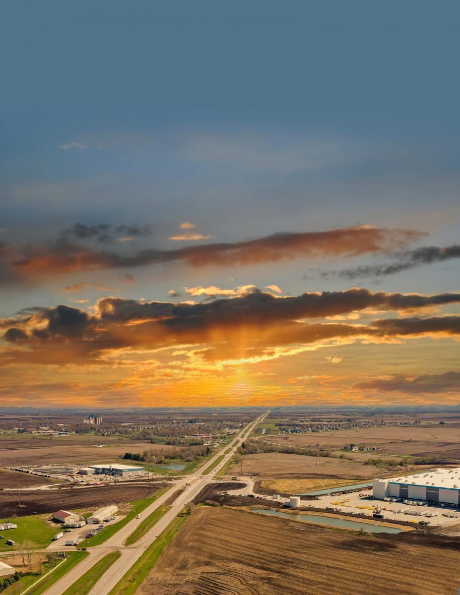 Bondurant Iowa Horizon