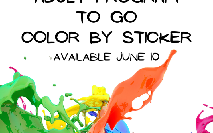 color by sticker