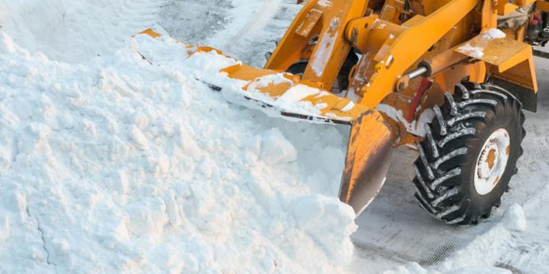 Snow Plowing & Winter Road Conditions
